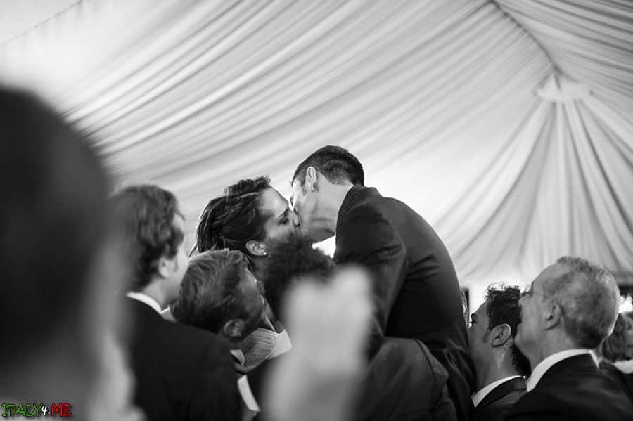 Итальянская свадьба гуляет до упаду