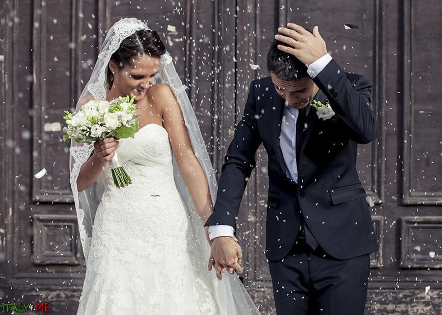 Свадебные традиции в Италии