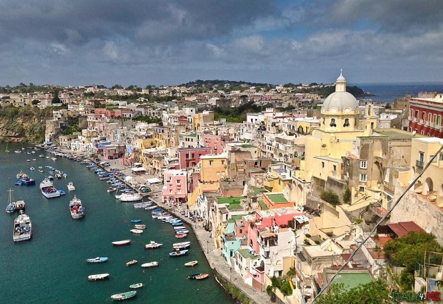 Отдых остров Искья в Италии