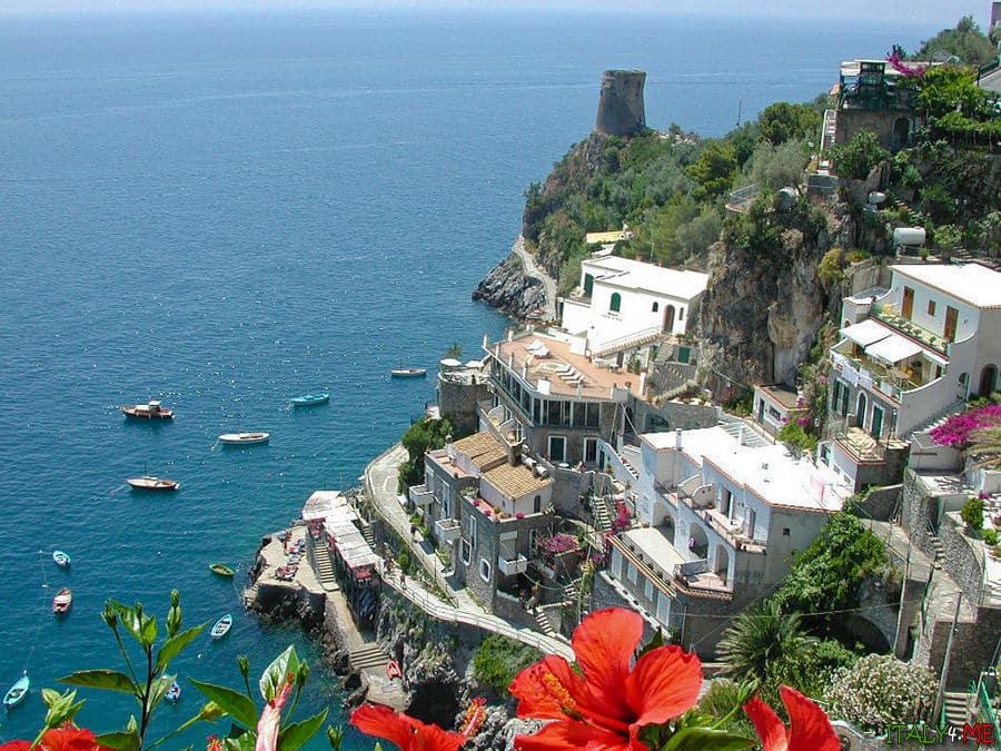 Отдых в Италии остров Искья