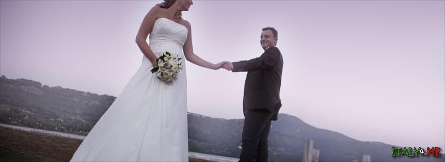 Свадьба в Италии - фотограф Иван Люминария