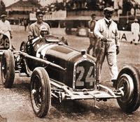 Авто путешествие Париж Пекин победа компании Pirelli 1907 god