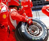 Pirelli покрышки в Формула 1