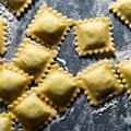 Agnolotti pasta