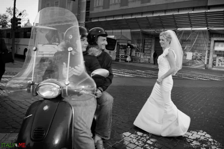 Свадьба в Италии - фотограф Лука Панвини