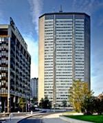 Небоскребы Милана - башня Pirelli
