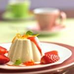 Панакота - итальянский десерт
