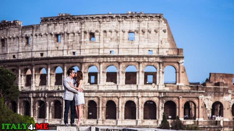 Колизей Рим - фотограф в Италии Артур Якуцевич