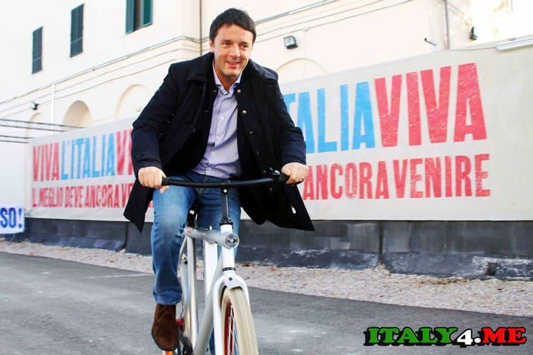 Матео Ренци - итальянский политик, мер Флоренции