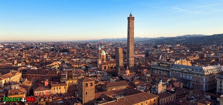 Популярные города в Италии