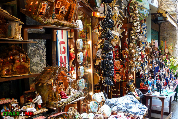 рождество в Неаполе