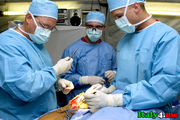 италия операция доктора медики