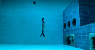 Самый глубокий в мире бассейн Y-40