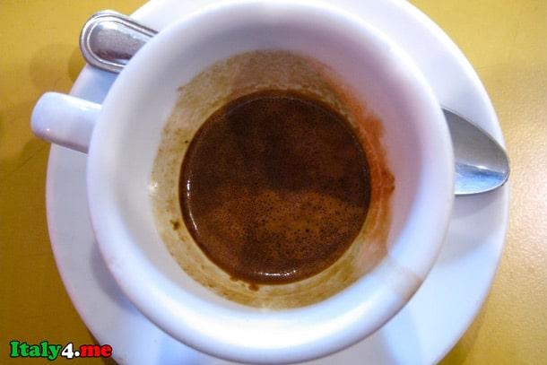 итальянский кофе эспрессо