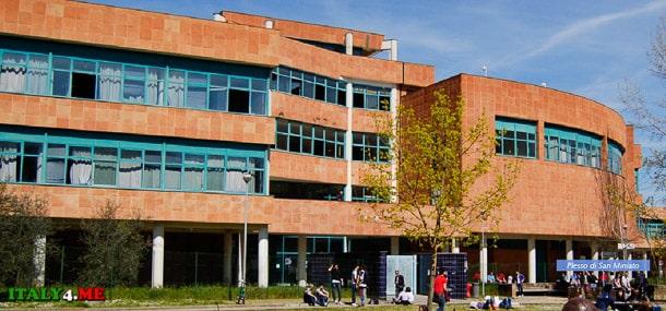 здание университета в Сиене