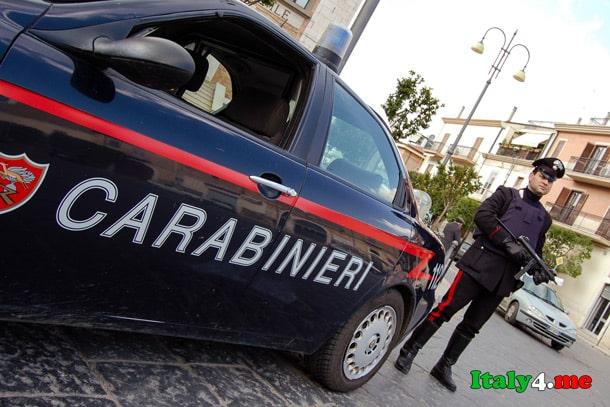 карабинер полицейский Рим