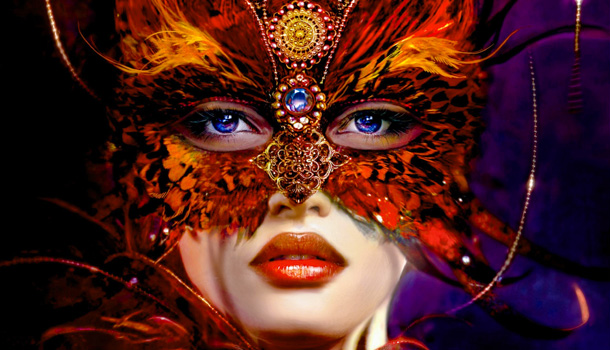 Венеция маска 2014