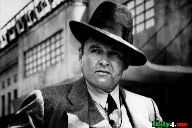 Аль Капоне портрет фото