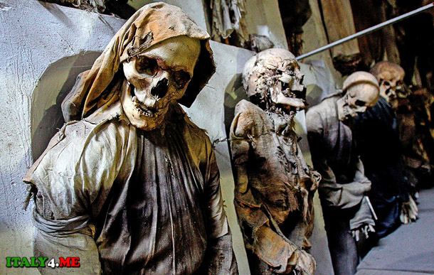 музей мертвец Сицилия