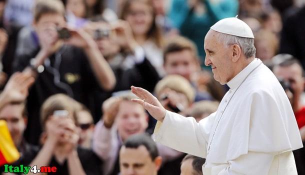 папа Франческо человек года