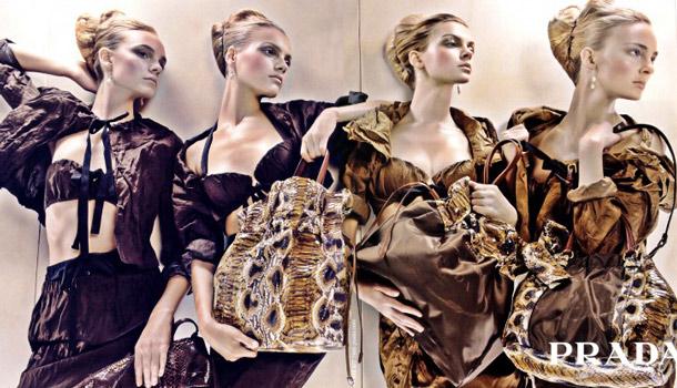 италия мода Прада