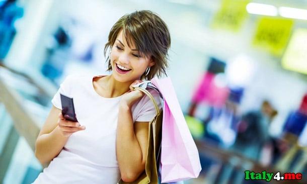 шоппинг Италия 2014 распродажи