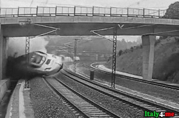 Испания поезд