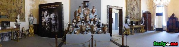 выставка в Риме