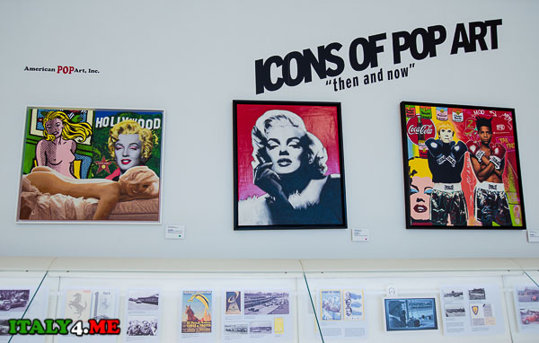 ICONS OF POP ART