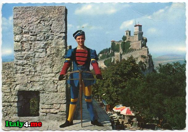 Традиционный костюм Сан-Марино