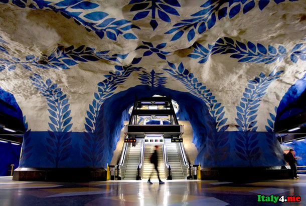 T-Centralen станция метро в Стокгольме