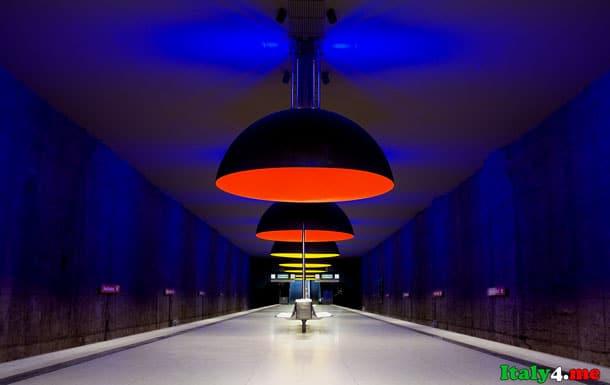 Westfriedhof-Munchen-metro