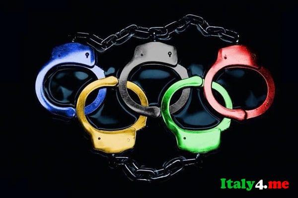 олимпиада Сочи гей
