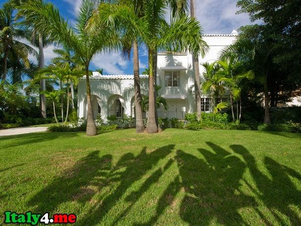 вилла Аль Капоне в Маями