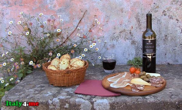 традиционная итальянская кухня