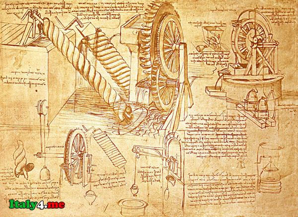 изобретения итальянцев