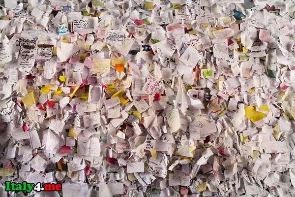 письма влюбленных в Вероне