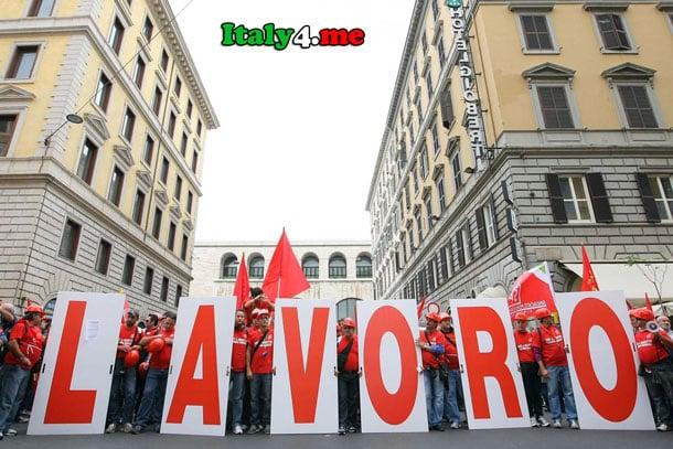 итальянская молодежь не может найти работу