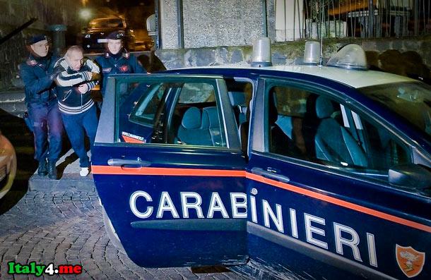арест главарей итальянской мафии