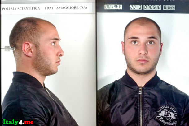 главарь итальянской мафии