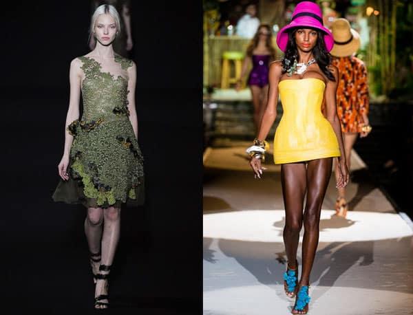 неделя моды в Милане 2014