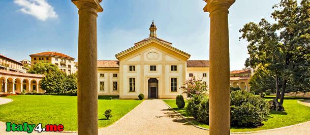 десткий музей в Милане