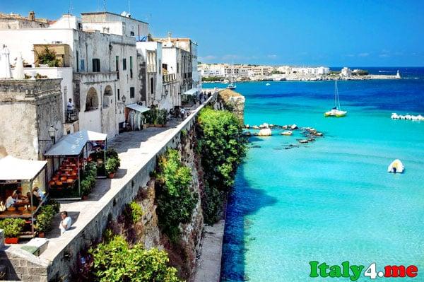 Италия отдых летом