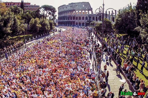 рим марафон 2014 год