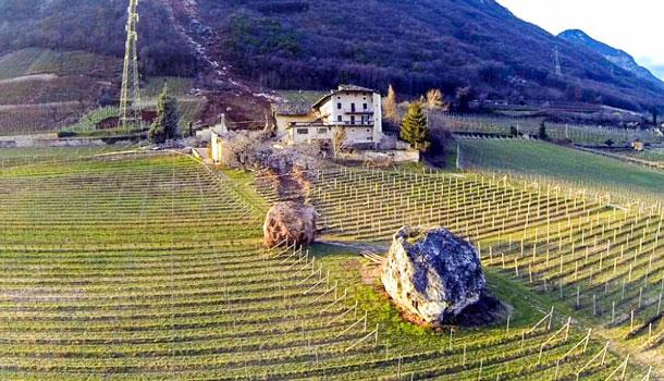Италия, деревня