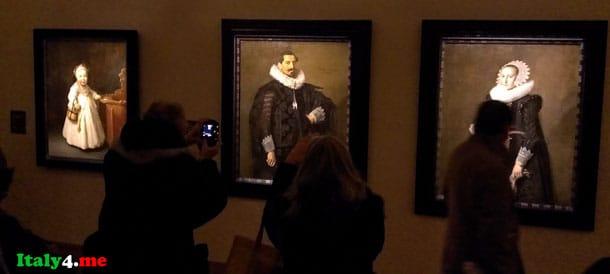 выставка голландских художников в Болонье