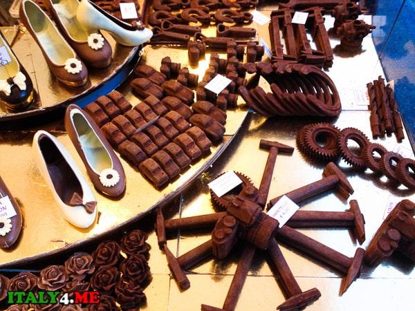 шоколадная выставка