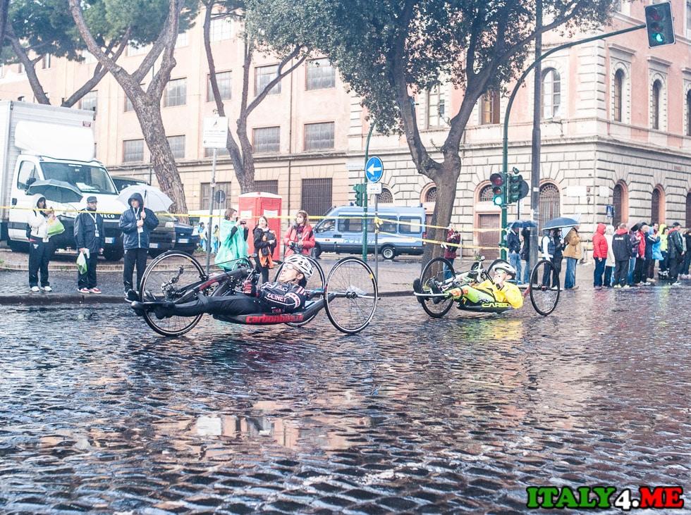 римский марафон 23 марта 2014 года