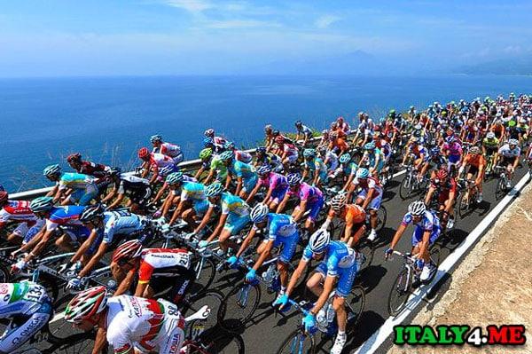 Веломарафон Джиро д'Италия (Giro d'Italia)