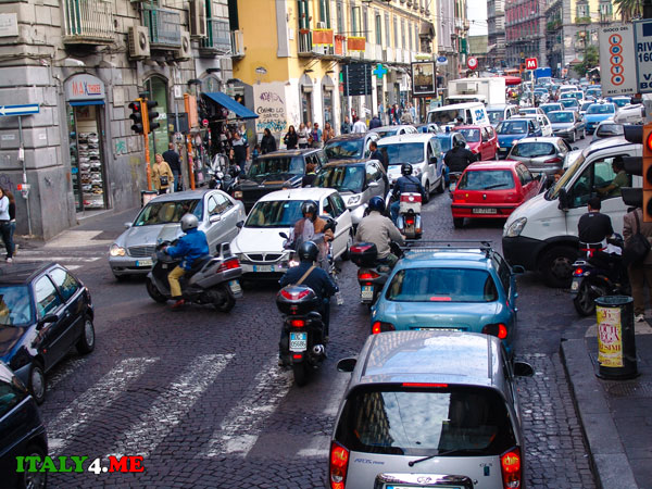 дороги в Риме